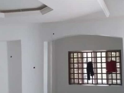 Brand new 3bedroom duplex with a BQ in Ada George for 1.2m