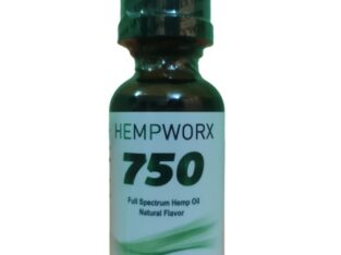Hempworx CBD Oil 750mg