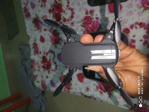 Mini Drone (Fordable Quadcopter)