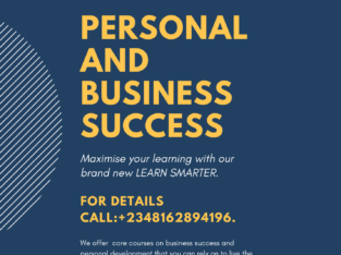 Business and Personal Success