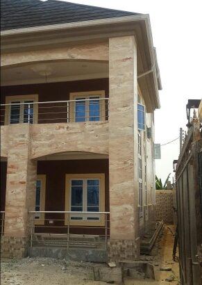 Standard 5 Bedroom Duplex at NTA Road, PH