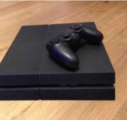 Used PS4 500GB Fat Console For Sale