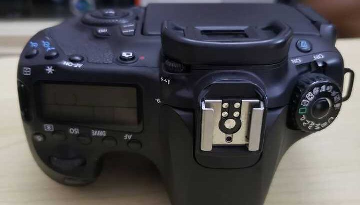 Uk Used Canon EOS 60D Body Only For Sale