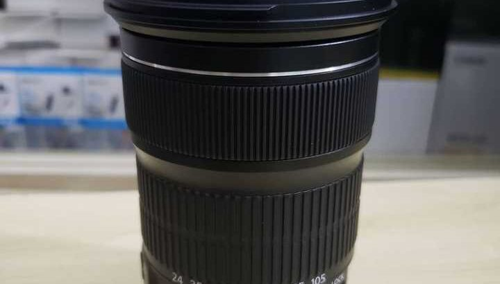 Used EF 24-105mm F/4L Canon Lens For Sale