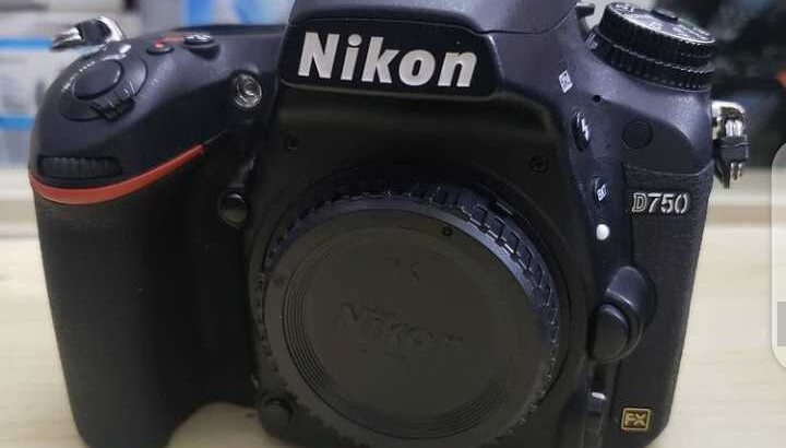 Nikon D750 Camera Body Only For Sale