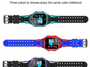 Kids Children Lbs Positioning Tracker Smart Watch