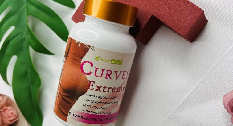 Curves Extreme Herbal Butt Enlargement Capsules