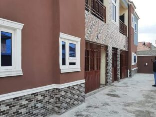 Brand New 2 Bedrm apartments To Let in Port Harcourt