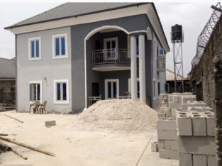 BRAND NEW DUPLEX FOR SALE IN PORT HARCOURT