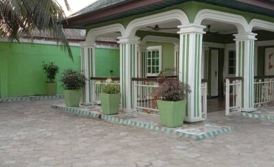 TASTEFULLY FINISHED BUNGALOW FOR SALE IN PORT HARCOURT