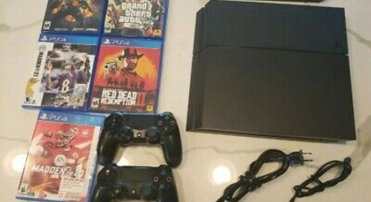 Sony Playstation PS4 for sale