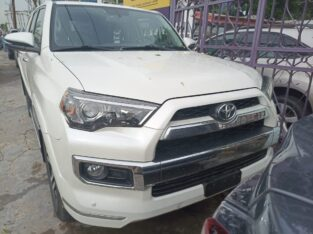 Foreign Used Toyota 4runner –
