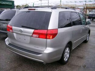 Tokunbo Toyota Sienna LE