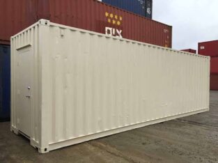 32ft empty shipping container
