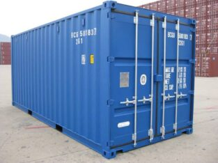 20ft empty shipping container for sale